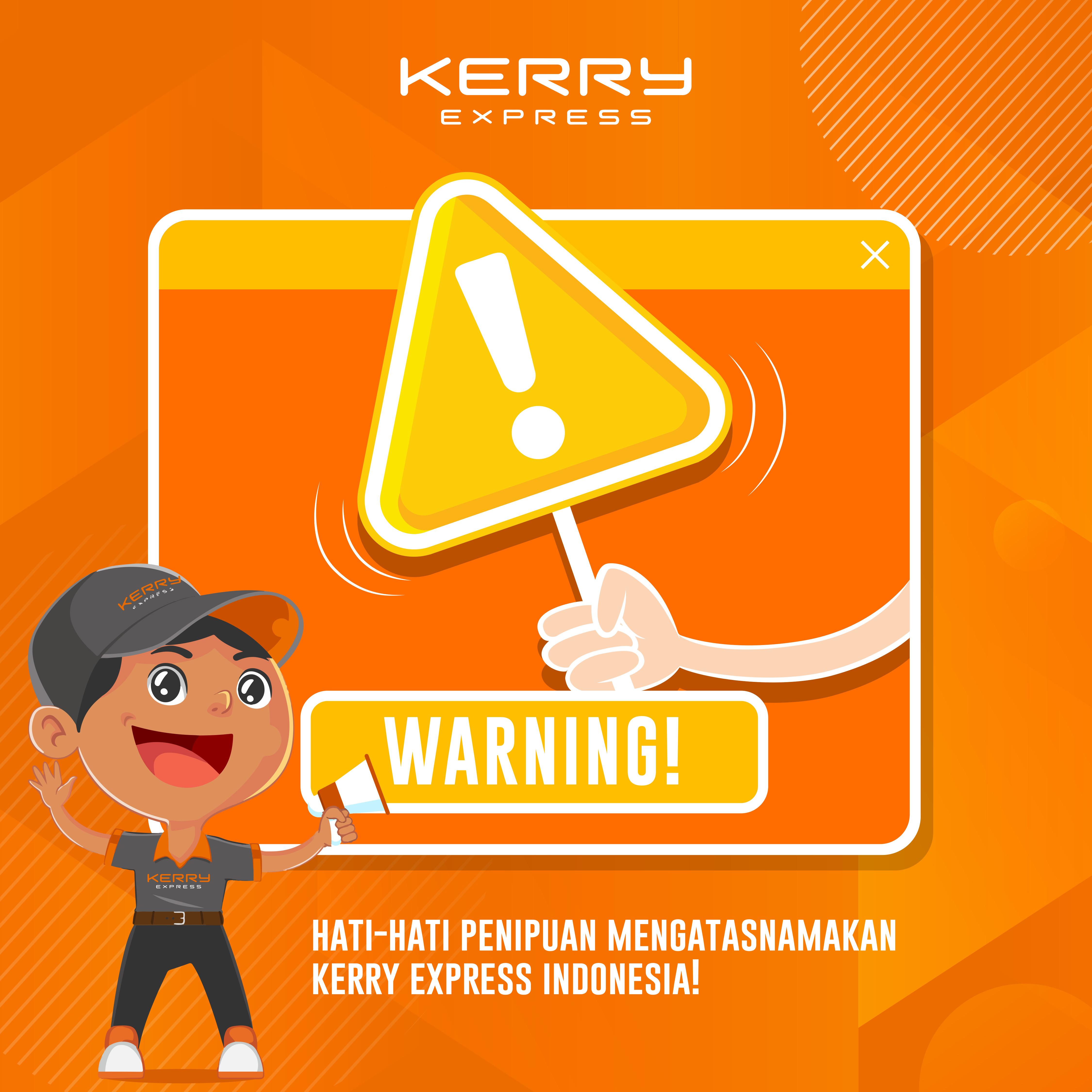 Hati Hati Penipuan Kerry Express Indonesia